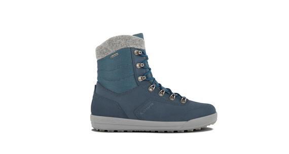Lowa Kazan GTX Mid Shoes Women blau